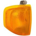 lanterna dianteira lado direiro Escort 87 / 88 / 89 / 90 / 91 / 92 ambar original ( Valeo Cibié )