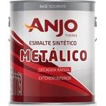 AMARELO OURO METALICO ESMALTE ANJO 900ml