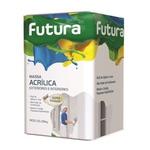 MASSA ACRILICA FUTURA LATA 18 LITROS