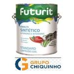 TINTA ESMALTE FUTURIT TABACO 3,6 LITROS