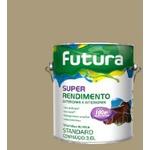 LATEX FUTURA CONCRETO GALÃO 3,6 lts