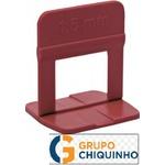 ESPAÇADOR 1,5mm NIVELAMENTO LINHA ECO - CORTAG C/ 50 UNIDADES
