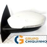 RETROVISOR SAVEIRO CROSS LADO ESQUERDO BRANCO 10/11