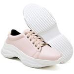 Tênis Chunky Feminino Casual Neon Sneaker Gugi Calçados Rose