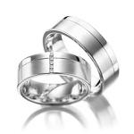 Aliança Ouro 18k - Casamento e Noivado