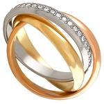 Aliança Cartier com Diamantes