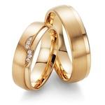 Aliança de Casamento Florence