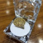 Anel em Ouro 18k Cravejado com Diamantes