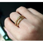 Aparador em Ouro 18k Diamantado