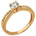 Solitário Com Diamantes