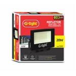 Refletor Slim Ecoled 4GEN 20W 120 6500K- G- Light