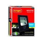 Refletor Slim Led 4Gen 100w 120 6500K- G -Light