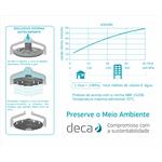 Kit de chuveiro Acqua Plus com desviador e ducha manual – Deca