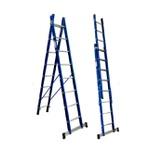Escada Tesoura Extensível Premium 7x12 Degraus – WBertolo