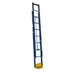 Escada Extensível Premium 2,60 x 4,10 - 13 Degraus – WBertolo