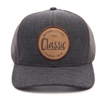 Boné Classic - Jeans/Tela