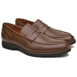 Sapato Loafer Seattle em Couro Troy - 5043