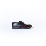 Sapato Masculino Casual Derby Romford HS Tinto