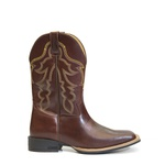 BOTA MASCULINO JACOMO PULL UP BROWN