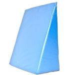 Cunha em Espuma Para Fisioterapia 50x50x20 CM - Azul Claro