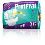Fralda Geriátrica ProtFral Plus – Embal. Economica