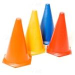 Cone de Agilidade 23 Cm Flexível