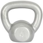 Kettlebell Emborrachado 4Kg - Infinity Fitness