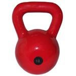 Kettlebell Emborrachado 18Kg - Infinity Fitness
