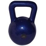 Kettlebell Emborrachado 22Kg - Infinity Fitness