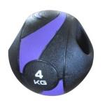 Medicine Ball Com Pegada 4Kg - Live Up