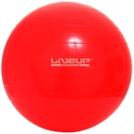 Bola Suíça de Exercícios e Pilates 45cm Live Up - Vermelha