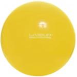 Bola Suíça de Exercícios e Pilates 75cm Live Up - Amarela