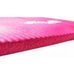 Colchonete em Nbr para Pilates e Yoga Live Up - Rosa