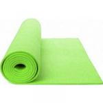 Tapete em Pvc para Pilates e Yoga Live Up - Verde