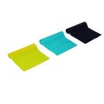 Kit Com 3 Faixa Elástica One Life 1,20 MT X 15 CM - Leve / Medio / Forte
