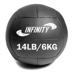 Wall ball em Couro 6 Kg