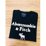 Camiseta Abercrombie & Fitch PRETO
