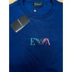 Camiseta Empório Armani Azul Peruana