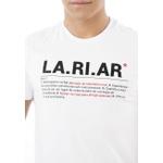 Camiseta LA.RI.AR