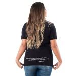 Camiseta Baby Look Cristão Declarado