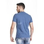 Camiseta Geração 148 2019 Azul Cobalto