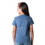 Camiseta infantil Geração 148 2019 Azul Cobalto
