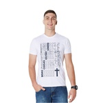 Camiseta Boas Coisas Branco
