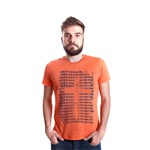 Camiseta Filho de Deus Laranja