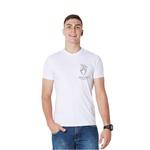 Camiseta Guarde Seu Coração Branca