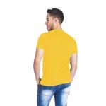 Camiseta Guarde Seu Coração Amarelo Gema