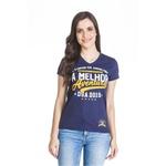 Camiseta Baby Look V Campori DSA