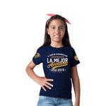 Camiseta Infantil V Campori DSA Espanhol