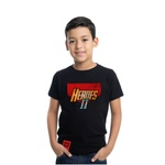 Camiseta Infantil Heroes