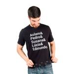 Camiseta Personagens Nárnia